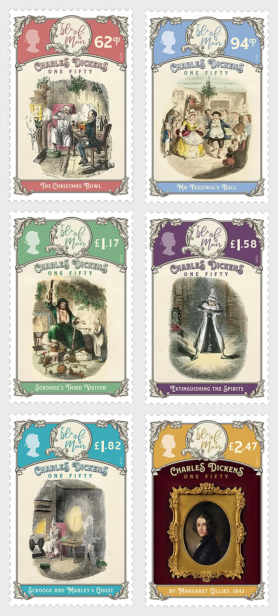 Charles Dickens – One Fifty - Mint - Set
