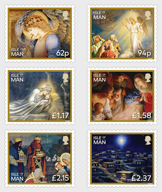 The Story of the Nativity - Set Mint - Set
