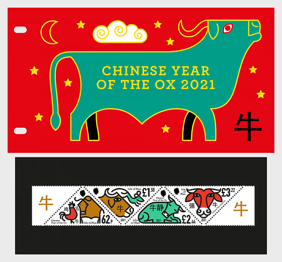 Chinese Year Of The Ox - Presentation Pack