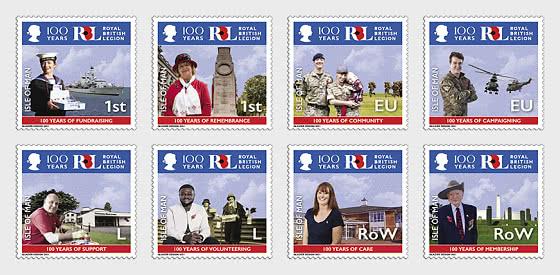 Legione Reale Britannica 100 - Serie