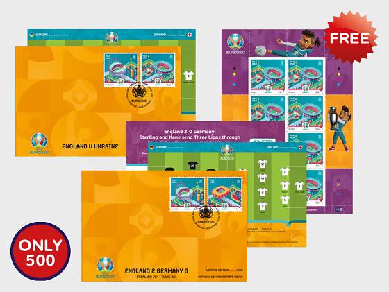 REGALO - UEFA EURO 2020™ - Football's Coming Home Collezione - Collezionabile