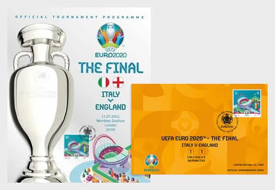 UEFA EURO 2020 Final Collection - Collectibles