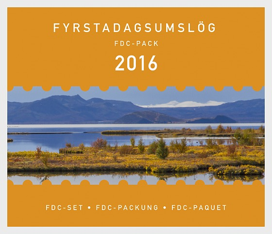 FDC Year Pack 2016 - Annual Product