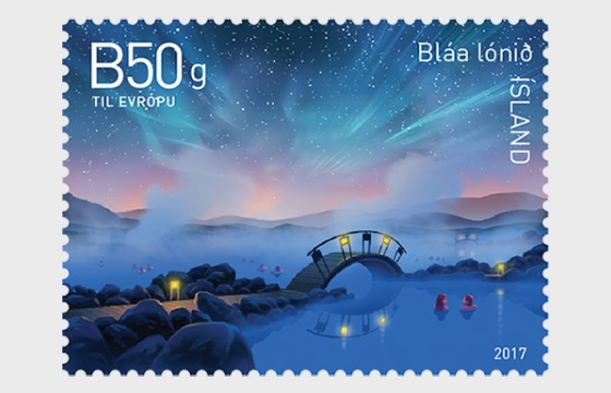 Year of Sustainable Tourism for Development- (The Blue Lagoon) - Set