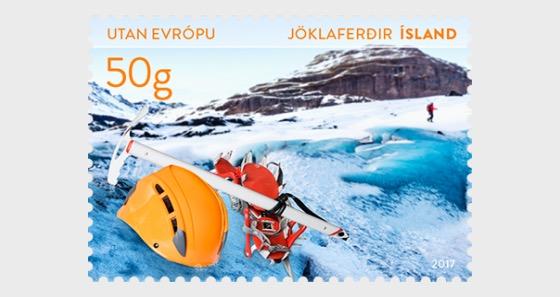 Tourist Stamps VI- (Glacier Tours) - Set