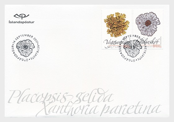 Wild Icelandic Vegetation II - (FDC Set) - First Day Cover