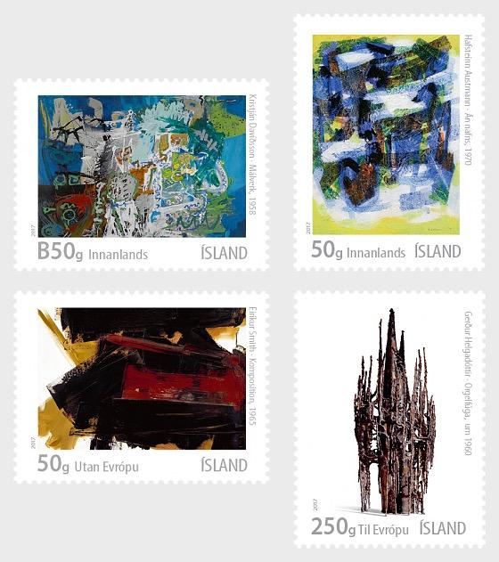 Icelandic Art VII - Set
