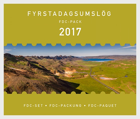 FDC Year Pack 2017 - Annual Product