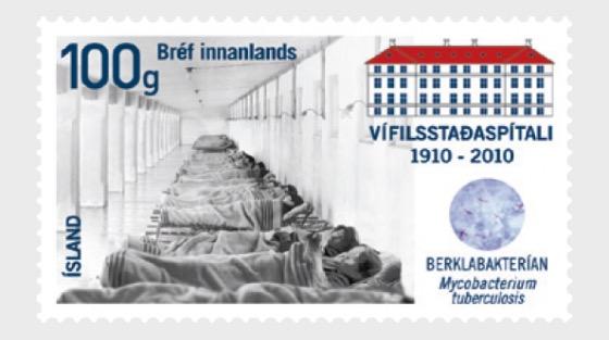 Centenaire du sanatorium de Vífilsstaðir - Séries