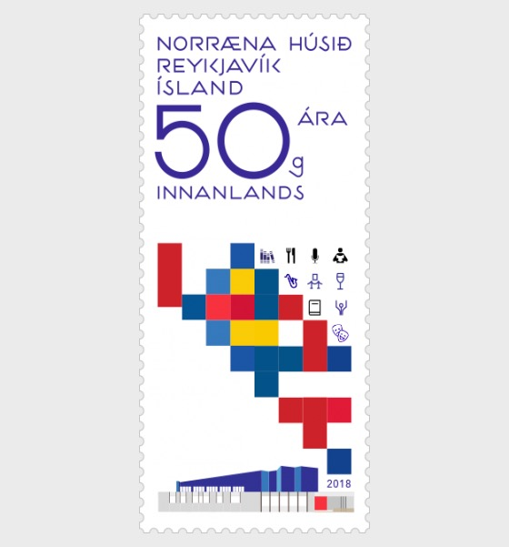 The Nordic House in Reykjavik 50th Anniversary - Set