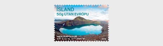 Tourist stamps - Set