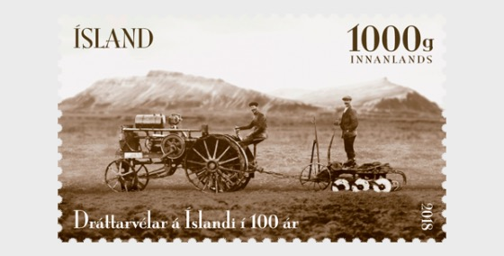 The Beginning of Mechanised Agriculture - Set