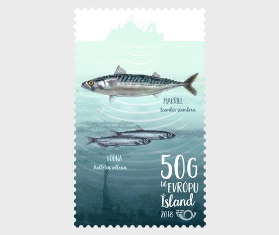 Norden Stamps 2018 - Set