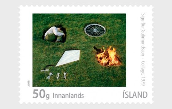 Islensk Myndlist IX – SUM - (Sigurdur Gudmundsson) - Set