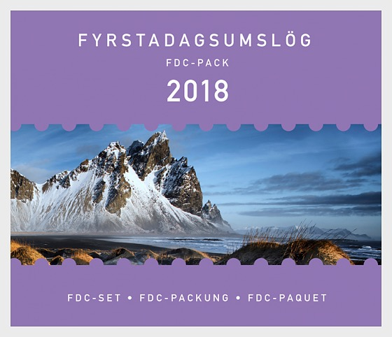 FDC Year Pack 2018 - Annual Product