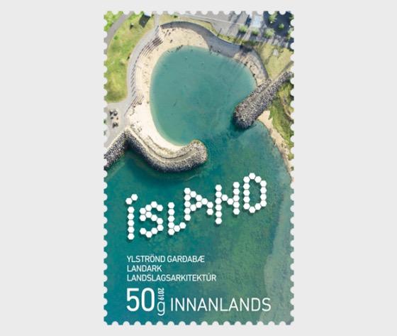 Icelandic Contemporary Design IX - Landscape Architecture - Ylstrond Garoabae - Set