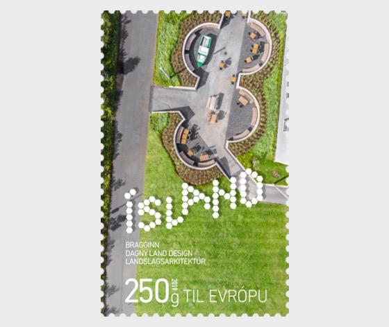 Icelandic Contemporary Design IX - Landscape Architecture - Bragginn - Set