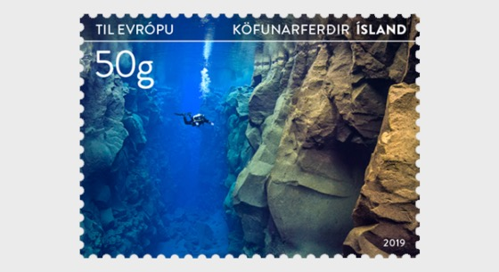 Tourist Stamps VIII - Diving Tours  - Set