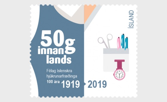 The Icelandic Nurse's Association - 100th Anniversary - Set