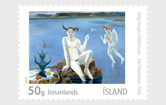 Icelandic Art X - Mr. Helgi Porgils Fridjonsson - Set