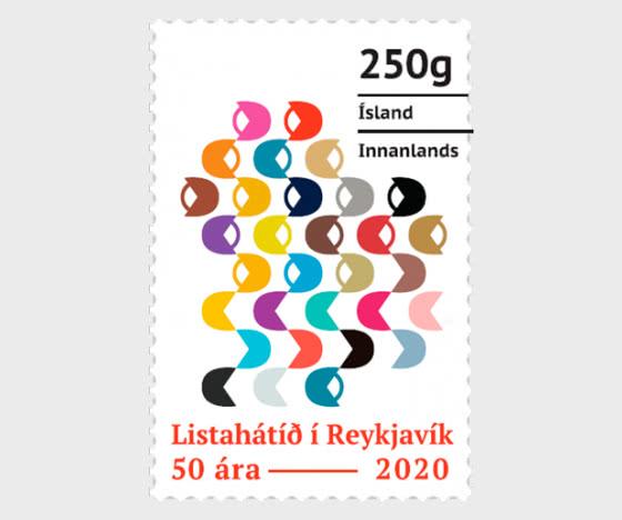 50th Anniversary of the Reykjaviik Arts Festival - Set