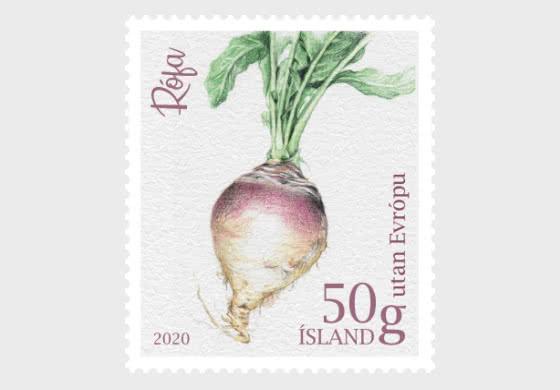 Légumes Du Jardin Islandais I - Séries
