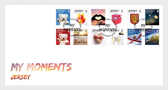 My Moments  - First Day Cover