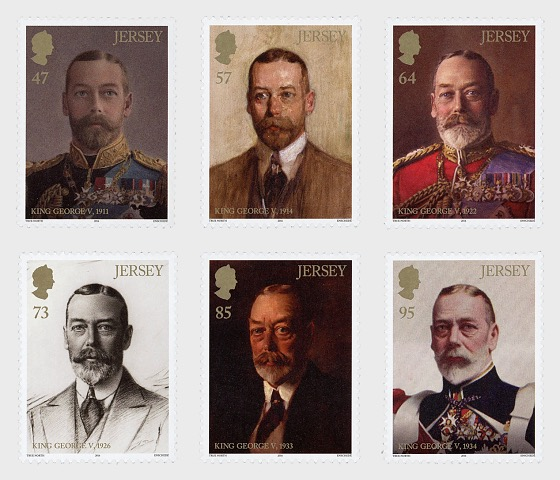 The Royal Legacy of Queen Victoria – King George V - Set