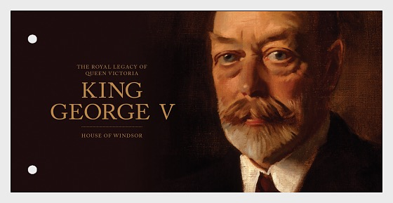 The Royal Legacy of Queen Victoria – King George V - Presentation Pack