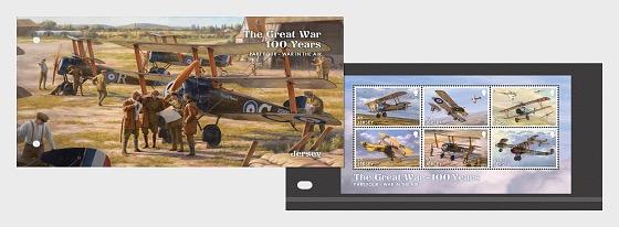 La Grande Guerra - 100 Anni, Parte Quattro: Guerra in Aria - Presentation Pack