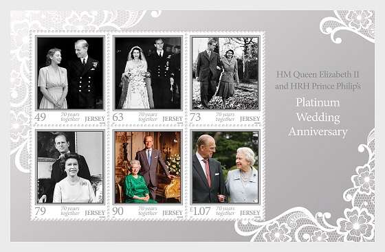 Hm Queen Elizabeth Ii And Hrh Prince Philip S Platinum Wedding