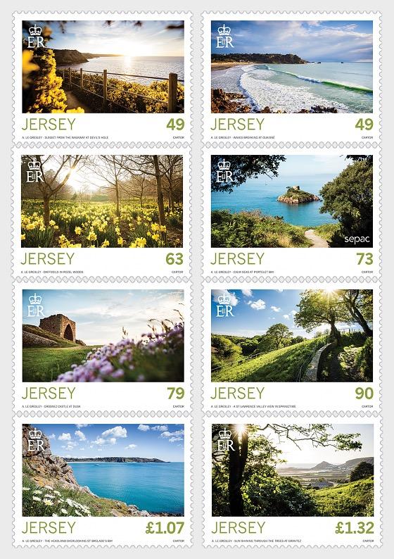 Jersey Seasons - Spring - Set