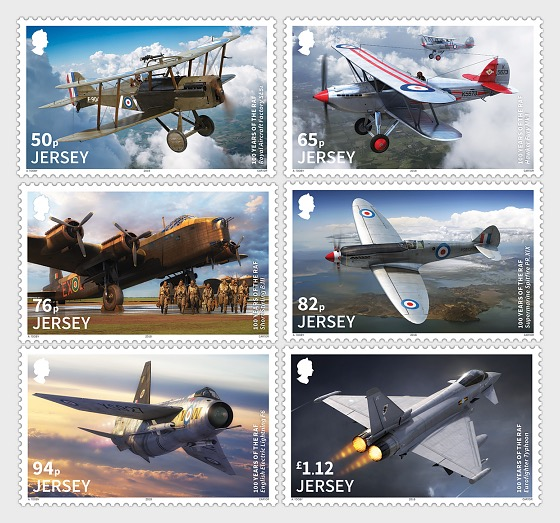 100 Years of the RAF - Set