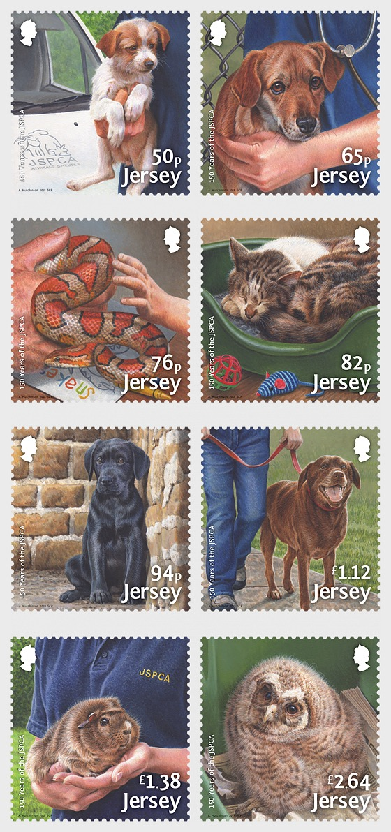 150 Years of the JSPCA - Set