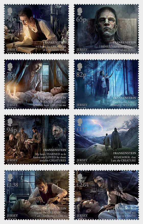 Frankenstein – 200 Years - Set