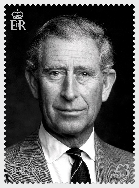 HRH The Prince of Wales 70th Birthday - £3 DEFINITIVE Stamp - Set