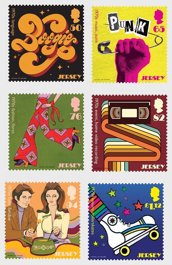 Cultura Popular - Los Años 70 - Series