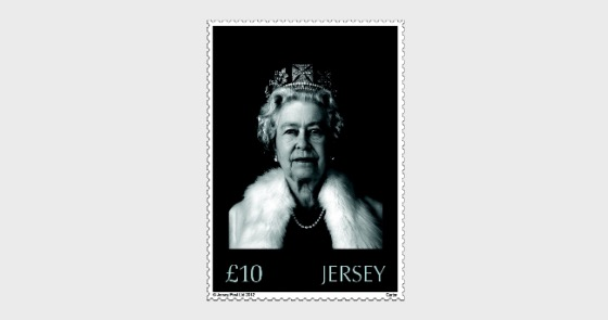 Jubileo de la Reina £10 holograma - Series