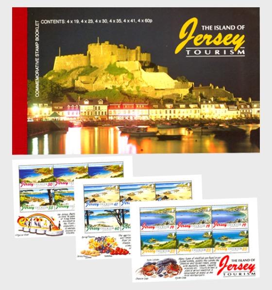 BOOKLET Tourism - Stamp Booklet