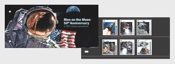 Man on the Moon 50th Anniversary - PP Set - Presentation Pack