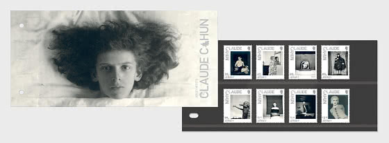 Jersey Artists - Claude Cahun - Presentation Pack