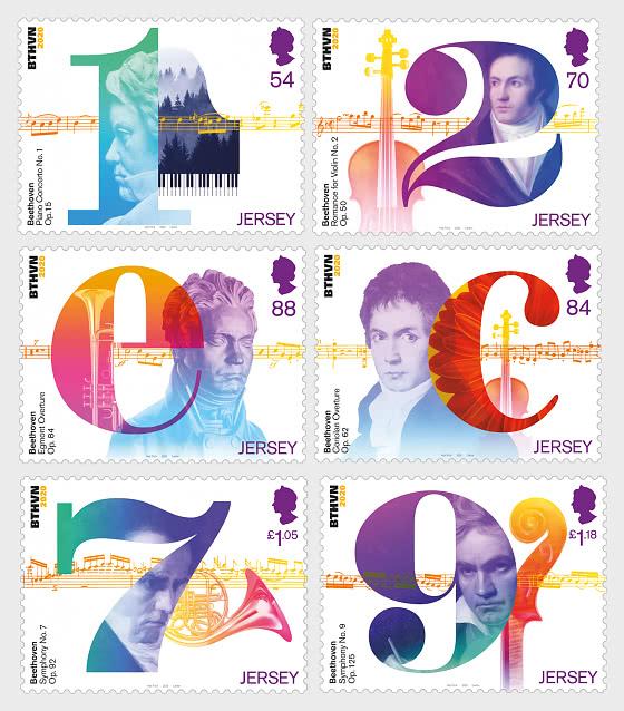 Celebrando la Musica di Ludwig van Beethoven - Serie