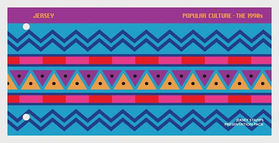 Popular Culture - The 1990s - PP Set - Presentation Pack