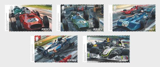 The Birth Of Formula One - 75 Years: The British World Champions - Part One - Set