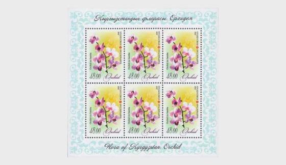 Flora of Kyrgyzstan - Sheetlets