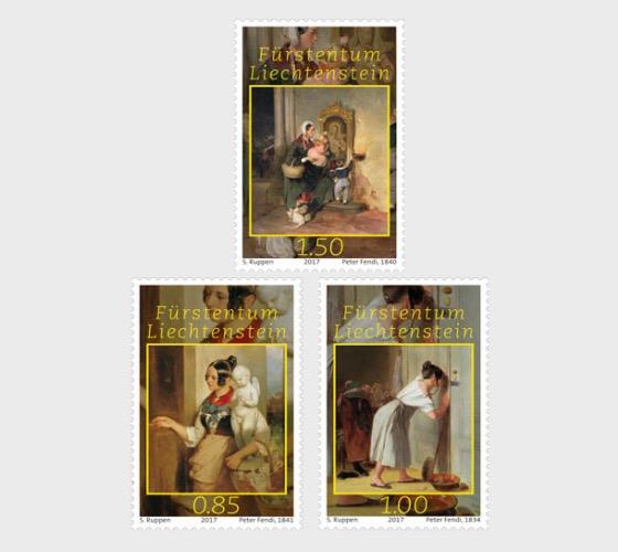 Princely Treasures - Peter Fendi (1796-1842) - Set