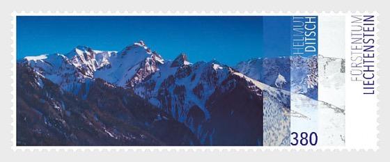 Mountain Paintings - Helmut Ditsch - (Set Mint) - Set