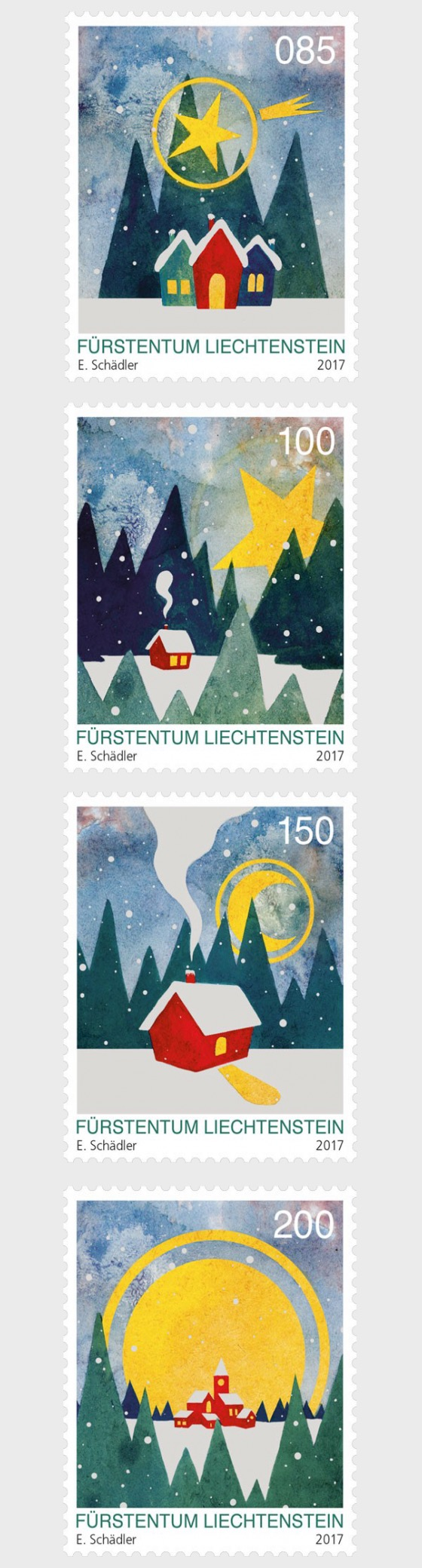 Christmas 2017 - (Set Mint) - Set