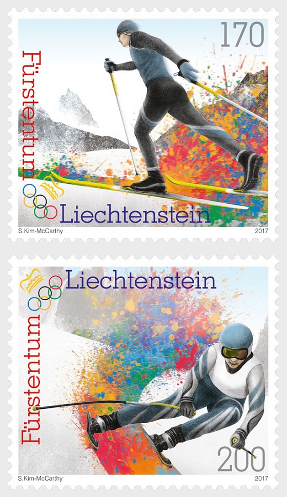 2018 Winter Olympics in Pyeongchang - (Set Mint) - Set