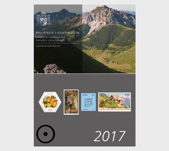 Year Set 2017 - (CTO) - Year Pack CTO